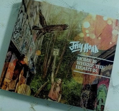 Jay Hoad CD - Home is Where the Heart Is